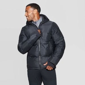 NEW CHAMPION Men's Puffer Jacket